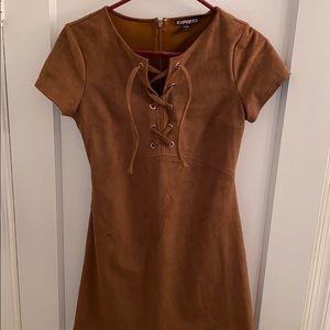 Velvet Express Dress